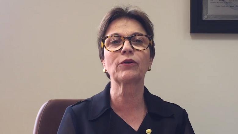 deputada-relatora-funrural (Foto: Reprodução)