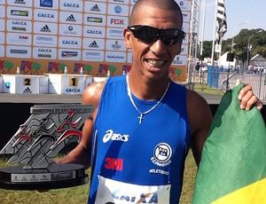 solonei da silva Maratona Internacional de São Paulo (Foto: Fernanda Paradizo / Divulagação)