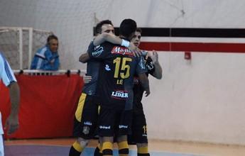 Sorocaba busca primeira vitória na LNF contra o Concórdia, em Santa Catarina
