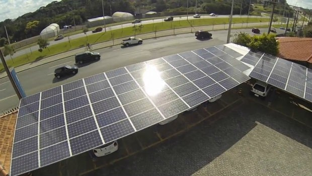 "Conheça maissobre a ""energia solar"" (Foto: Roger Santmor/ RPC)"