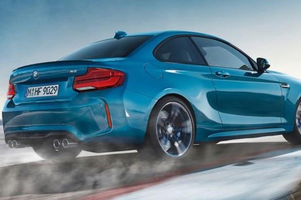 BMW M2 Facelift (Foto: Bimmer Today)