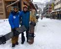 Treinado por argentino, André Cintra mira Mundial de snow em Big White