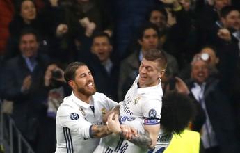 """Ramos não esconde alegria na rodada: """"Não gosto que o Barça ganhe"""""""