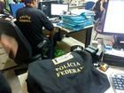 Operação da PF combate lavagem de dinheiro no RN, PB, CE e PE