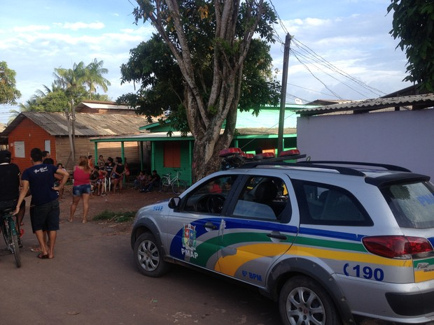 PM não conseguiu identificar suspeito dos crimes ocorridos na mesma rua (Foto: Abinoan Santiago/G1)
