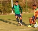 Valmir Lucas é o mais cotado para entrar na formação titular do Goiás