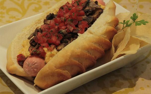 Hot Dog Gourmet Receita