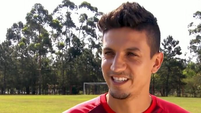 Leo Costa; Portuguesa (Foto: Reprodução SporTV)