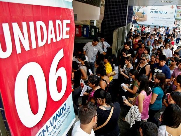 A previsão da Comissão era de que mais de 45 mil pessoas comparecessem às escolas (Foto: Divulgação/TJAM)