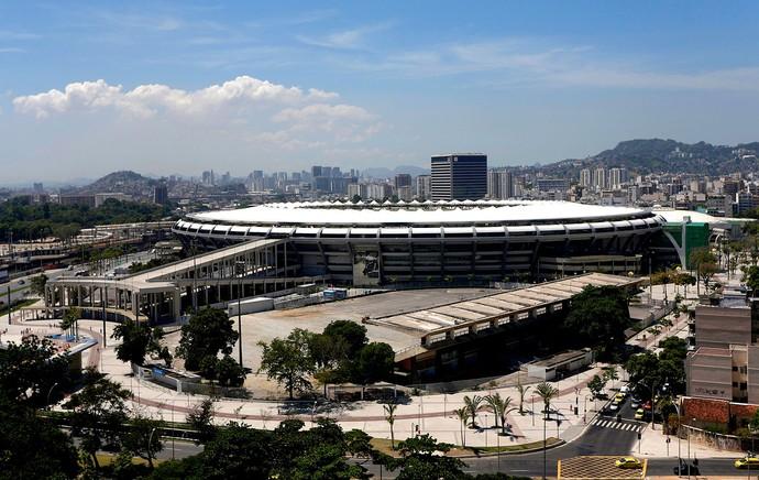 Estádio Maracanã (Foto: Agência Reuters)