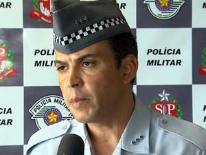 Chefe de Comunicação da PM fala sobre mortes de policiais (Foto: Reprodução/EPTV)