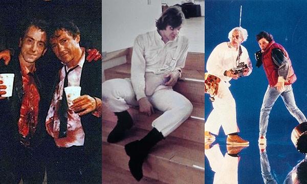 Cães de Aluguel (1992), Laranja Mecânica (1971), De Volta para o Futuro (1985) (Foto: Reprodução)