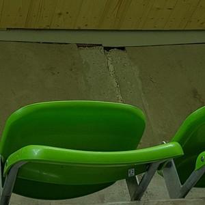 Inauguração oficial do velódromo olímpico cadeira (Foto: Andre Durão)
