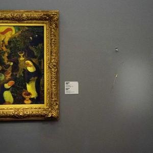 Quadros de Picasso e Monet foram roubados de museu na Holanda (Foto: EFE)