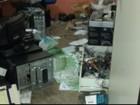 Escola é arrombada e furtada pela segunda vez em 6 dias, em Macapá