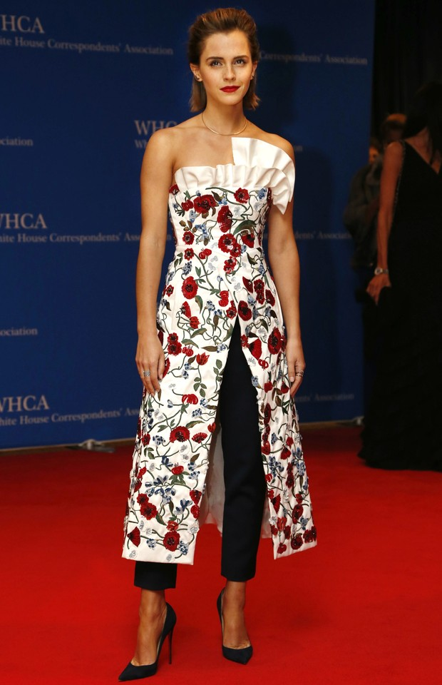White House Correspondent's Dinner - Emma Watson (Foto: Getty Images)