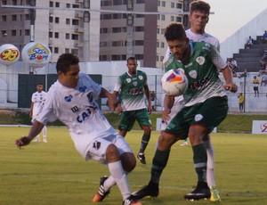ABC x Alecrim, no Estádio Frasqueirão (Foto: Augusto Gomes/GloboEsporte.com)