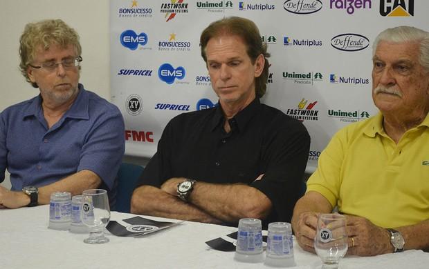Sérgio Guedes - XV de Piracicaba (Foto: Guto Marchiori/Globoesporte.com)