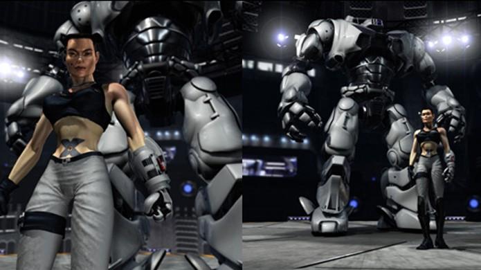 O Xbox teve vários mascotes planejados mas não levou adiante nenhum deles (Foto: Reprodução/Daniel Primed)