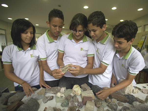 Instituto Federal de Educação, Ciência e Tecnologia da Paraíba (IFPB) (Foto: Geyson Magno)