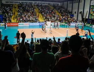 Campinas vôlei Campeonato Paulista (Foto: Divulgação / Brasil Kirin)