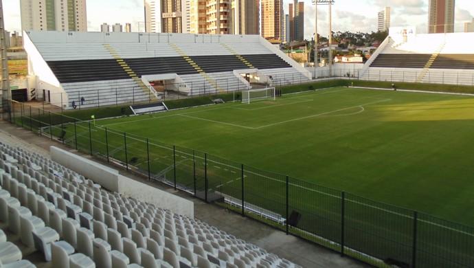ABC - Estádio Frasqueirão, em Natal (Foto: Jocaff Souza/GloboEsporte.com)