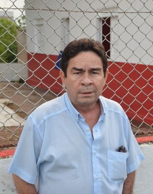 Getúlio Pinheiro, presidente do conselho deliberativo do Rio Branco-AC (Foto: Murilo Lima)
