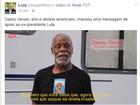 Em vídeo, ator de 'Máquina Mortífera' manifesta apoio a Lula