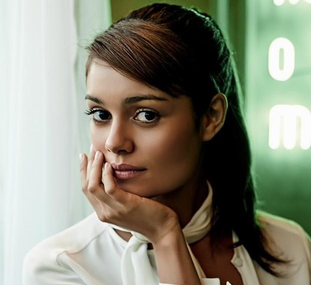 Sophie Charlotte (Foto: Christian Gaul/Ed. Globo)