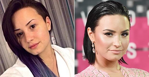 Demi Lovato (Foto: Reprodução)
