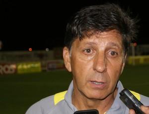 Paulo Porto, técnico do ABC (Foto: Augusto Gomes)