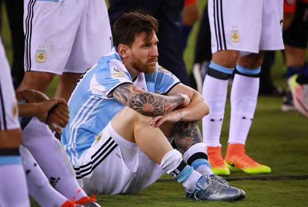 Messi, decime qué se siente... (Foto: Getty Images)