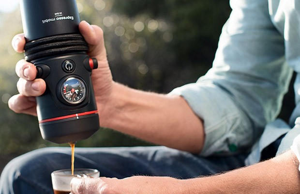 café expresso Audi (Foto: Divulgação)