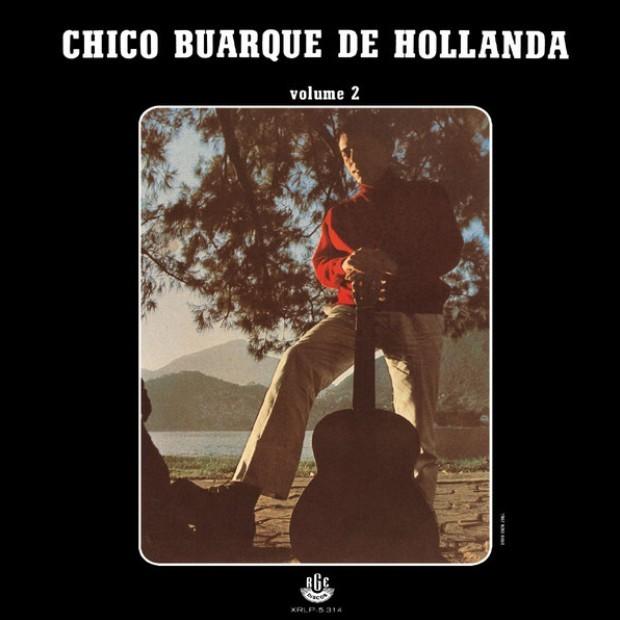Chico Buarque de Hollanda II (Foto: Reprodução)
