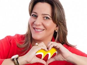 Deputada federal Dulce Miranda (PMDB) (Foto: Divulgação)