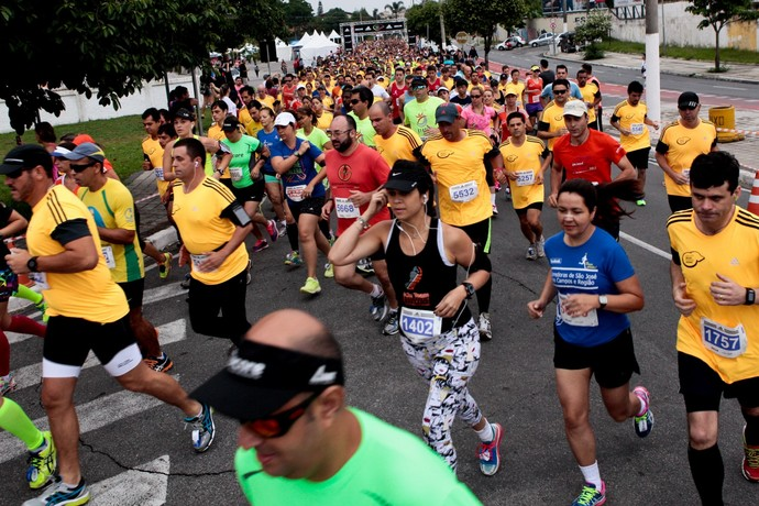 Corrida de Rua Taubaté (Foto: César Augustto/Divulgação)