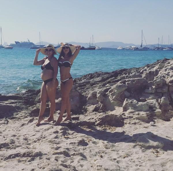 Mariana Rios e amiga (Foto: Reprodução / Instagram)