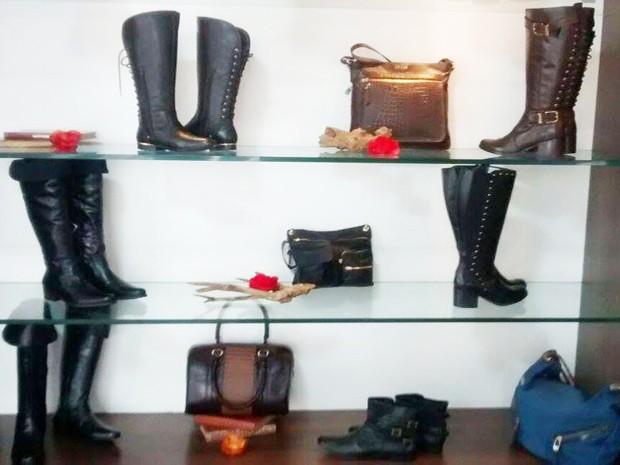 3df921f723 Botas estão entre os calçados mais procurados no inverno em Divinópolis  (Foto  G1