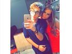 Jéssica Lopes posa com o filho após anunciar câncer: 'Minha fortaleza'