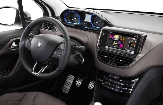 Peugeot 2008 (Foto: Peugeot)
