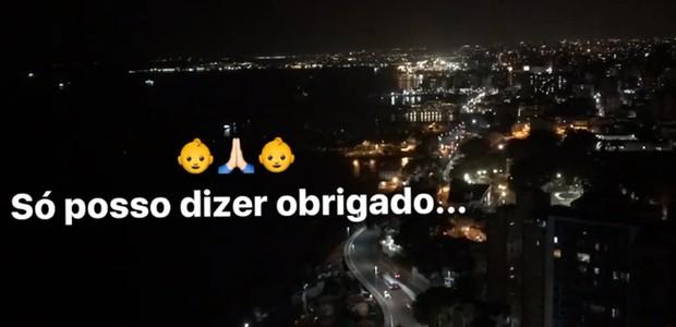 Daniel Cady comemora gravidez de Ivete Sangalo (Foto: Reprodução/Instagram)