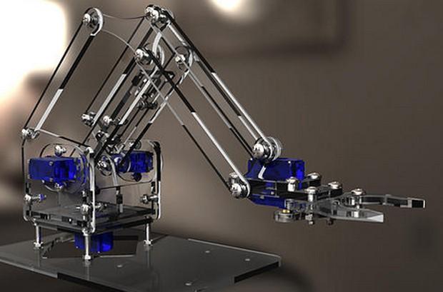 Campus Party terá oficinia de braço robótico (Foto: Divulgação/Campus Party)
