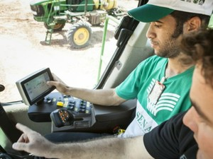 Novos cursos atendem demanda de produtores rurais de soja e milho de MT (Foto: Divulgação/Assessoria Senar-MT)