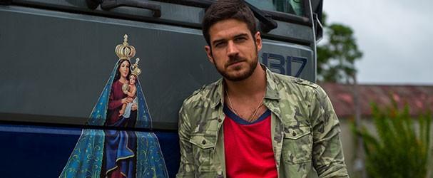 Zeca (Marco Pigossi) (Foto: TV Globo)