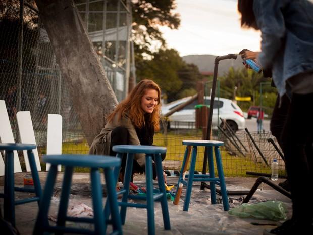 Carolina Corseuil idealizou o projeto Original Kids (Foto: Original Kids/Divulgação)