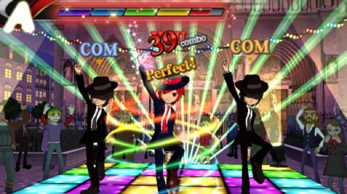 Rhythm Thieft às vezes escorrega, mas nunca perde o estilo (Foto: joystiq.com)