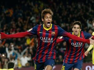neymar barcelona (Foto: Reuters)