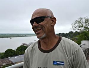 'Aqui tudo é extremo', avalia instrutor Luciano Miranda (Foto: Hélder Rafael)
