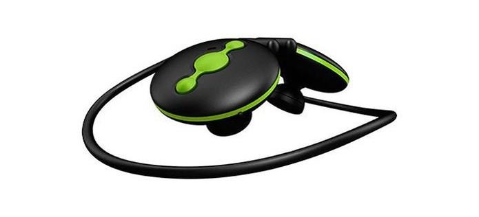 Fone de ouvido compacto tem design resistente à água  (Foto: Divulgação/Pixel TI)