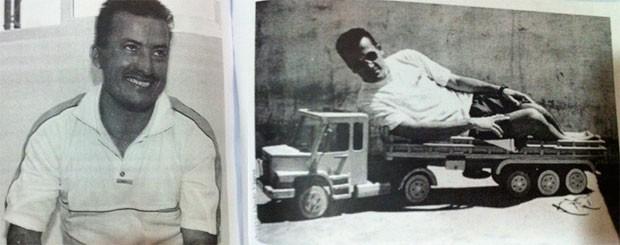 José Valdetário Benevides, o Valdetário Carneiro, ganhou notoriedade pelos crimes que cometeu (Foto: Dudé Viana/Acervo da Família)
